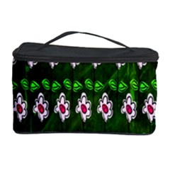 Floral Pattern Cosmetic Storage Case by Nexatart