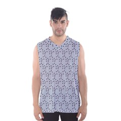 Winter Bear Triangel Men s Basketball Tank Top by Jojostore