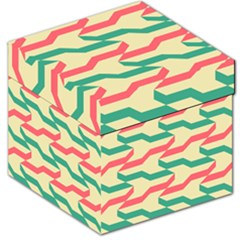 Exturas On Pinterest  Geometric Cutting Seamless Storage Stool 12   by Jojostore