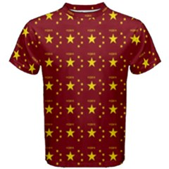 Chinese New Year Pattern Men s Cotton Tee