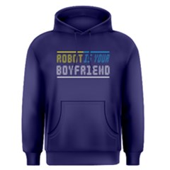 Robot is your boyfriend - Men s Pullover Hoodie by Project01