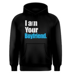 I am your boyfriend - Men s Pullover Hoodie by FunnySaying