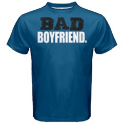 Bad boyfriend - Men s Cotton Tee by FunnySaying