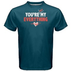 You Are Not My Everything   Men s Cotton Tee by FunnySaying