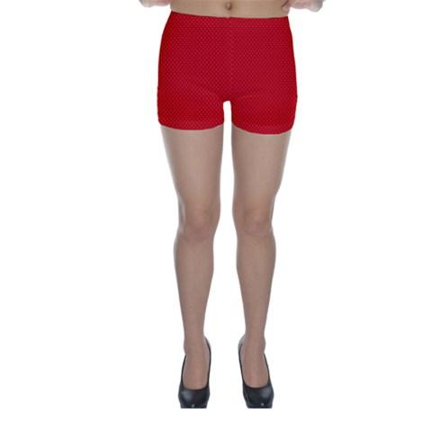 Skinny Shorts Back