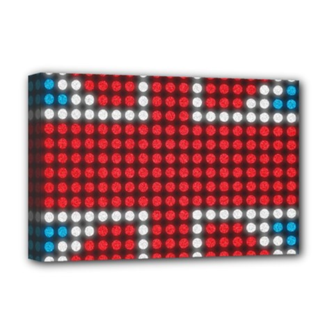 The Flag Of The Kingdom Of Great Britain Deluxe Canvas 18  X 12