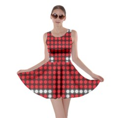 The Flag Of The Kingdom Of Great Britain Skater Dress