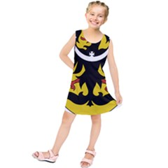 Silesia Coat of Arms  Kids  Tunic Dress by abbeyz71