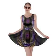 Abstract Fractal Art Skater Dress
