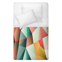 Abstracts Colour Duvet Cover (single Size) by Nexatart