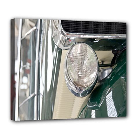Auto Automotive Classic Spotlight Deluxe Canvas 24  X 20
