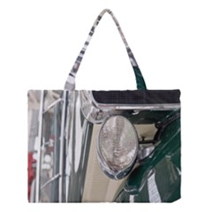 Auto Automotive Classic Spotlight Medium Tote Bag by Nexatart