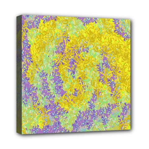 Backdrop Background Abstract Mini Canvas 8  X 8