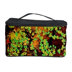 Backdrop Background Tree Abstract Cosmetic Storage Case