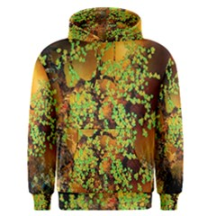 Backdrop Background Tree Abstract Men s Pullover Hoodie