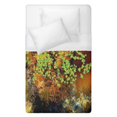 Backdrop Background Tree Abstract Duvet Cover (Single Size)