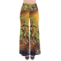 Backdrop Background Tree Abstract Pants
