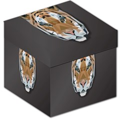 Tiger Face Animals Wild Storage Stool 12