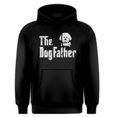 The dogfather - Men s Pullover Hoodie by FunnySaying