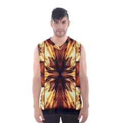 Background Pattern Men s Basketball Tank Top by Nexatart