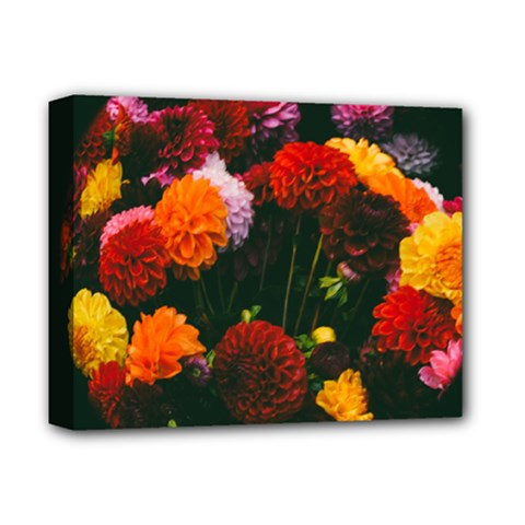 Beautifull Flowers Deluxe Canvas 14  X 11