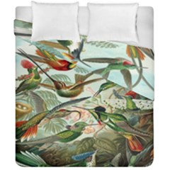 Beautiful Bird Duvet Cover Double Side (california King Size) by Nexatart