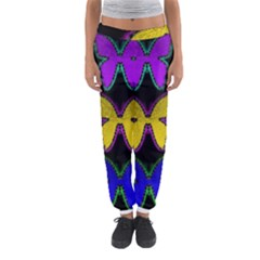 Butterflies Pattern Women s Jogger Sweatpants