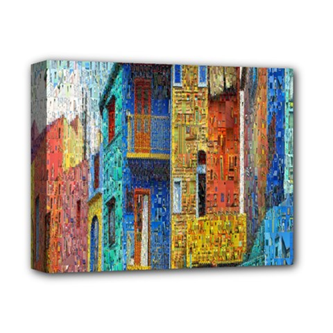 Buenos Aires Travel Deluxe Canvas 14  X 11