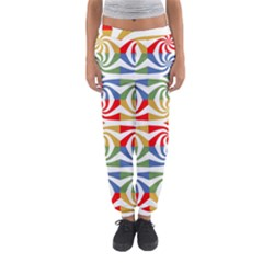 Candy Pattern  Women s Jogger Sweatpants by Nexatart