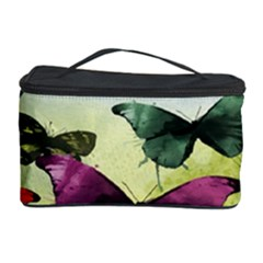 Butterfly Painting Art Graphic Cosmetic Storage Case