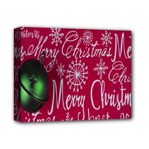 Christmas Decorations Retro Deluxe Canvas 14  X 11