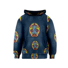 China Wind Dragon Kids  Pullover Hoodie