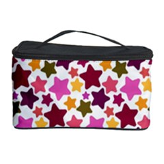 Christmas Star Pattern Cosmetic Storage Case