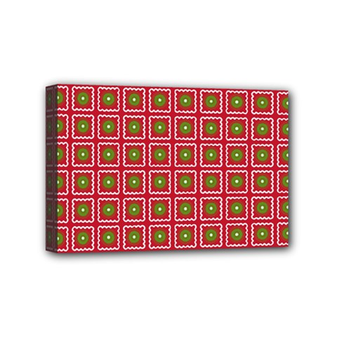 Christmas Paper Wrapping Mini Canvas 6  X 4