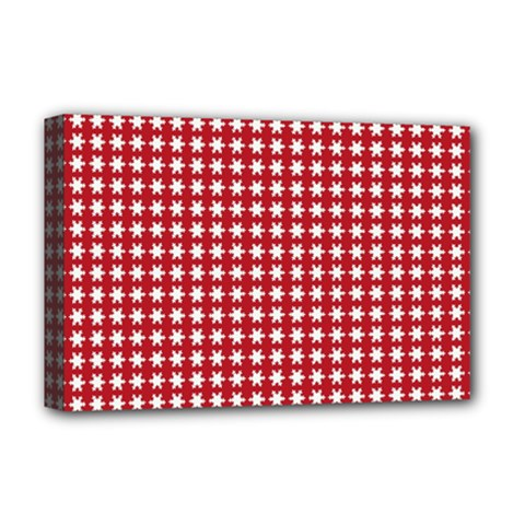 Christmas Paper Wrapping Paper Deluxe Canvas 18  X 12