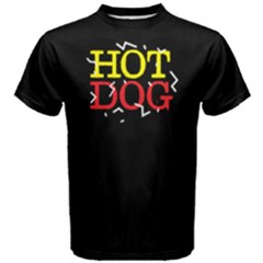 Hot Dog   Men s Cotton Tee by FunnySaying
