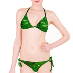 Circuit Board Bikini Set