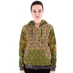 Autumn and Summer and a Touch of Winter in Vermont with Hidden Kitty Women s Zipper Hoodie