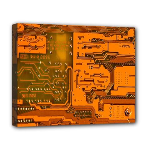 Circuit Deluxe Canvas 20  X 16