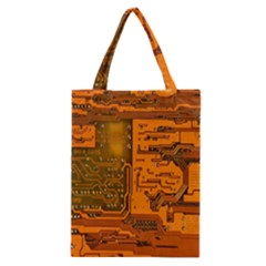 Circuit Classic Tote Bag by Nexatart