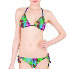 Compression Pattern Generator Bikini Set