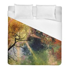Decoration Decorative Art Artwork Duvet Cover (full/ Double Size) by Nexatart