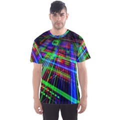 Electronics Board Computer Trace Men s Sport Mesh Tee