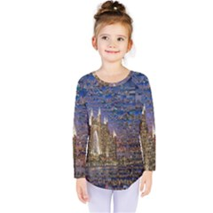 Dubai Kids  Long Sleeve Tee by Nexatart