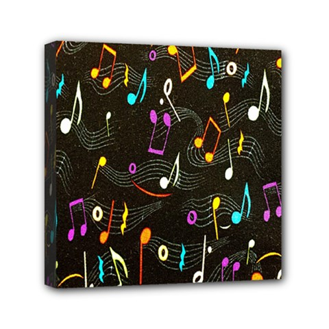 Fabric Cloth Textile Clothing Mini Canvas 6  X 6  by Nexatart