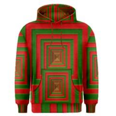 Fabric Texture 3d Geometric Vortex Men s Pullover Hoodie