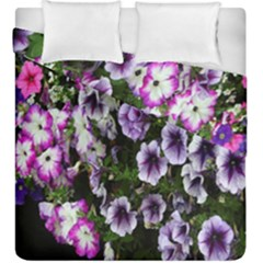 Flowers Blossom Bloom Plant Nature Duvet Cover Double Side (king Size) by Nexatart