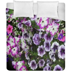 Flowers Blossom Bloom Plant Nature Duvet Cover Double Side (california King Size) by Nexatart