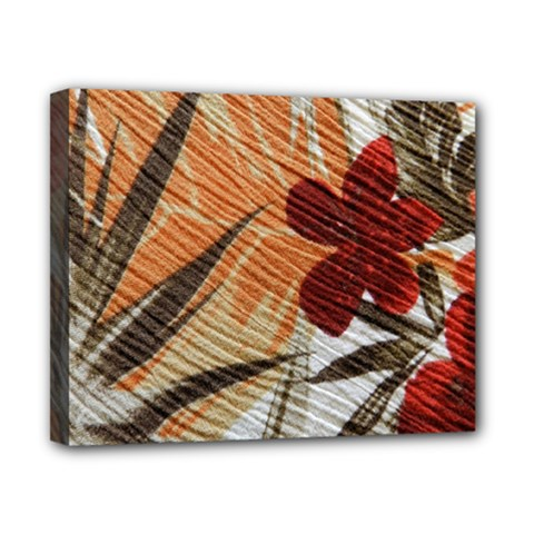 Fall Colors Canvas 10  X 8