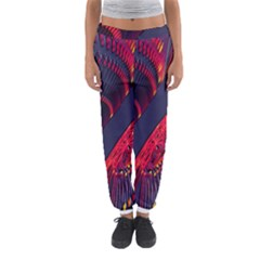 Fractal Art Digital Art Women s Jogger Sweatpants
